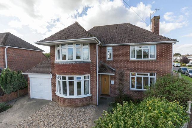Thumbnail Detached house for sale in Stockbridge Gardens, Chichester