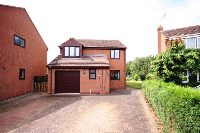 Thumbnail Detached house for sale in Cherry Close, Offenham
