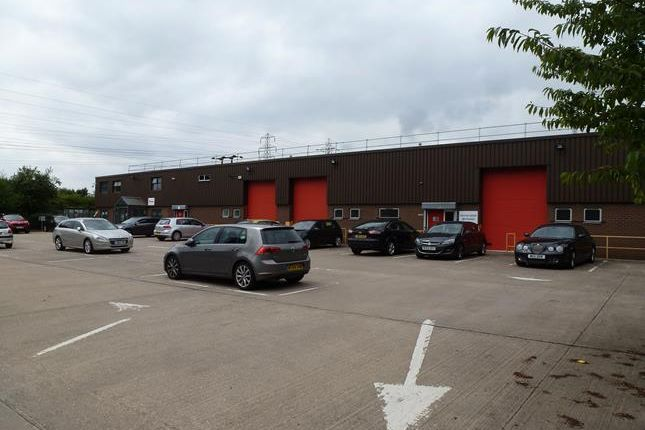 Thumbnail Light industrial to let in Units 4-7 & 11-18, Atkinsons Way, Foxhills Industrial Estate, Scunthorpe, North Lincolnshire