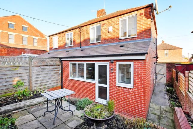 Rear Of Property of Rosedale Gardens, Off Ecclesall Road, Sheffield S11