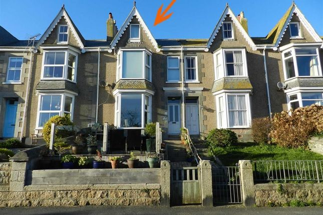 Thumbnail Terraced house for sale in Carrack Dhu, St. Ives