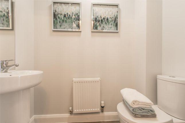 Cloakroom of Richmond Grove, Mangotsfield, Bristol BS16