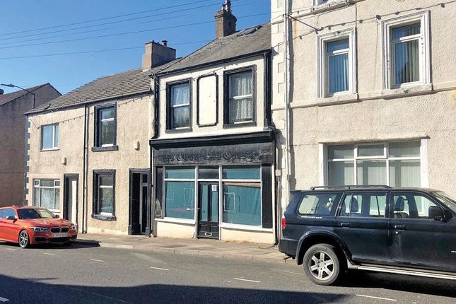 Thumbnail Commercial property for sale in High Street, Cleator Moor
