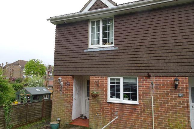 Thumbnail Semi-detached house to rent in Eridge Drive, Crowborough