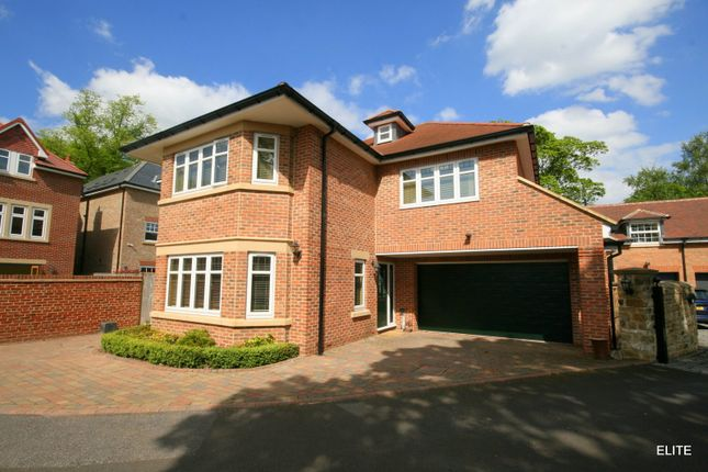 Thumbnail Detached house for sale in Bishops Gate, Durham