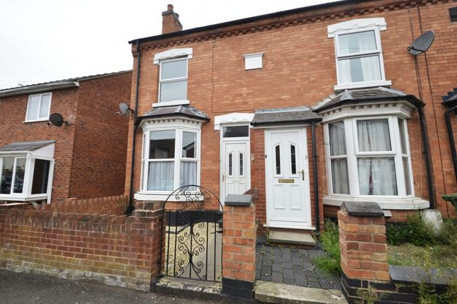 Thumbnail End terrace house to rent in Buck Street, St Johns, Worcester