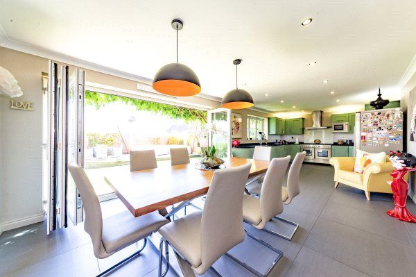 Dining Area A of Grenadier Close, Shinfield, Reading RG2