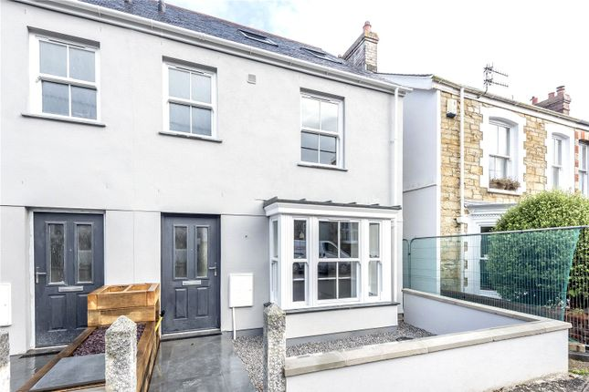 Thumbnail End terrace house for sale in The Crescent, Truro, Cornwall