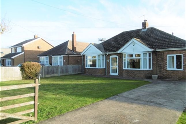 Thumbnail Bungalow to rent in Grantham Road, Waddington, Lincoln