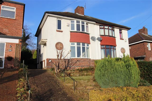 Thumbnail Semi-detached house to rent in Stannington Road, Sheffield