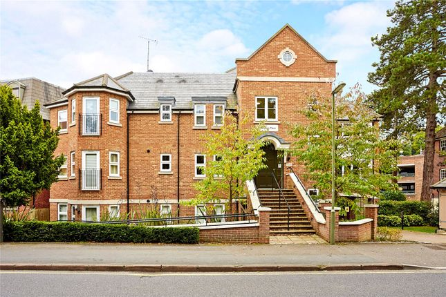 Thumbnail Flat for sale in Chandlers Place, 1 Harestone Valley Road, Caterham, Surrey