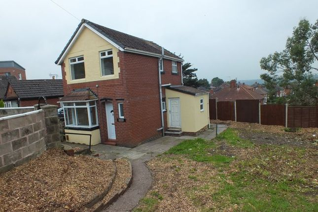 Thumbnail Detached house to rent in Ambleside Place, Off High Lane, Stoke-On-Trent