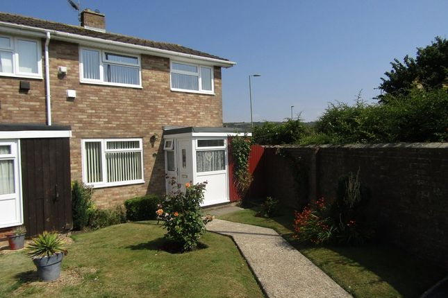 3 bed end terrace house for sale in St. James Way, Portchester, Fareham