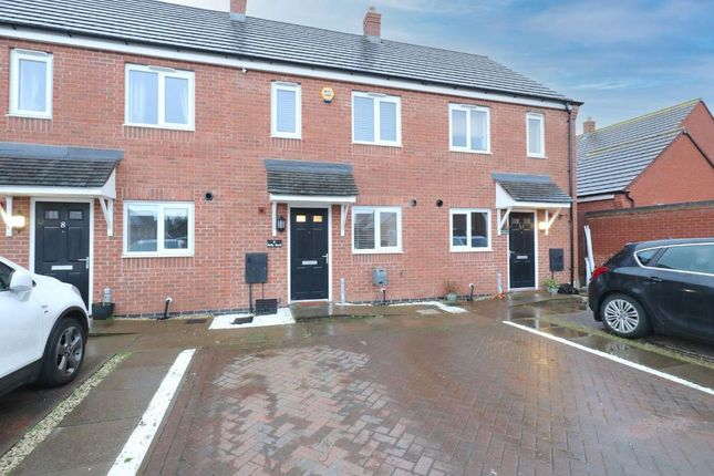2 bed terraced house for sale in Holly Bank, Hawksyard, Rugeley, Staffordshire WS15