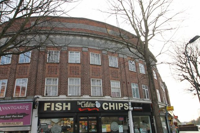 Thumbnail Flat to rent in Oldfield Circus, Northolt, Middlesex