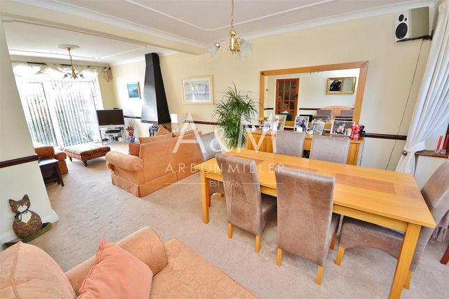 Thumbnail Semi-detached house for sale in Mapleleafe Gardens, Barkingside, Ilford