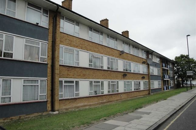 Thumbnail Flat to rent in Lady Margaret Road, Southall, Middlesex
