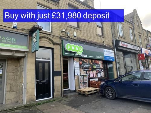 Thumbnail Retail premises for sale in St. Johns Road, Birkby, Huddersfield