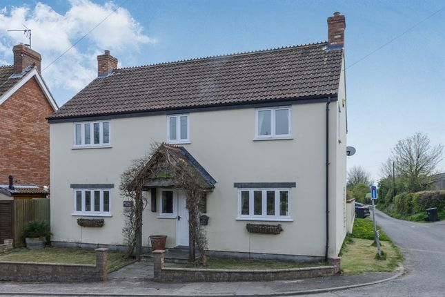 Thumbnail Detached house for sale in High Street, Othery, Bridgwater