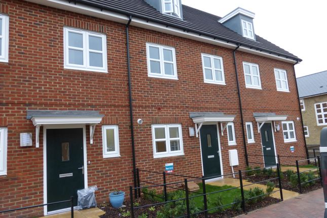 3 bed town house to rent in Grieve Road, Aylesbury