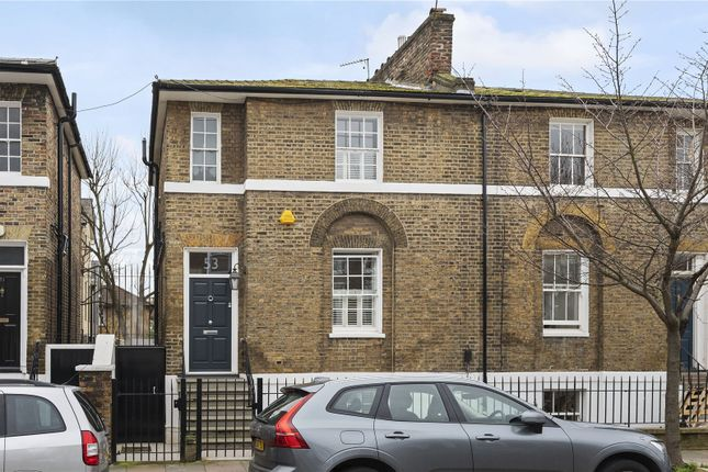 4 bed semi-detached house for sale in Rotherfield Street, London N1