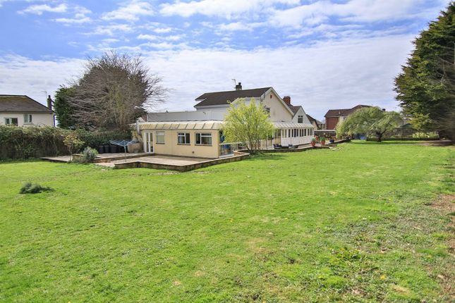 Thumbnail Detached house for sale in Boverton Road, Llantwit Major