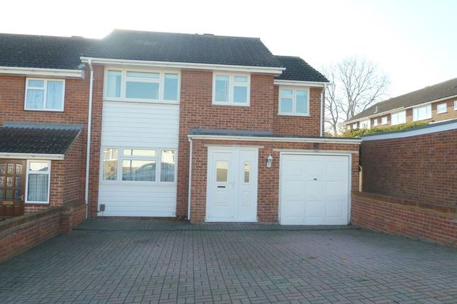 Thumbnail Terraced house for sale in Pinks Hill, Swanley