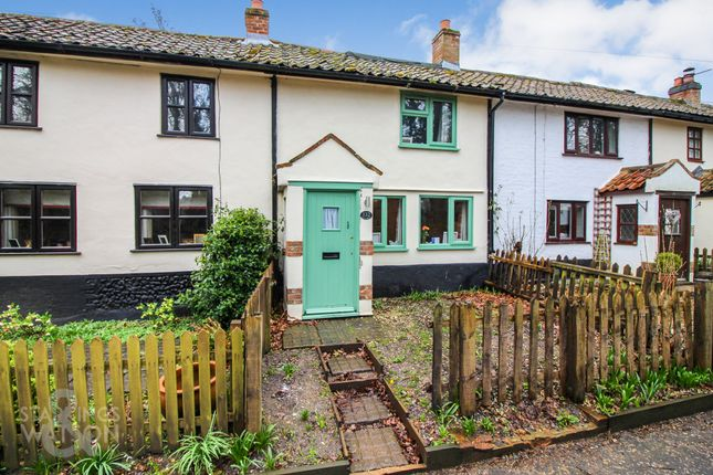 Thumbnail Cottage for sale in Norwich Road, Tacolneston, Norwich