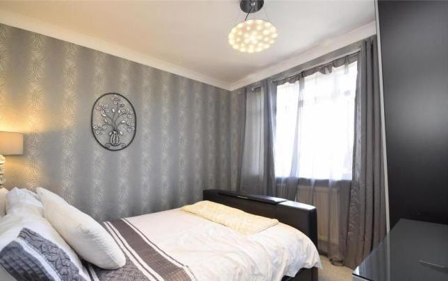 Bedroom of Poulton Avenue, Sutton SM1