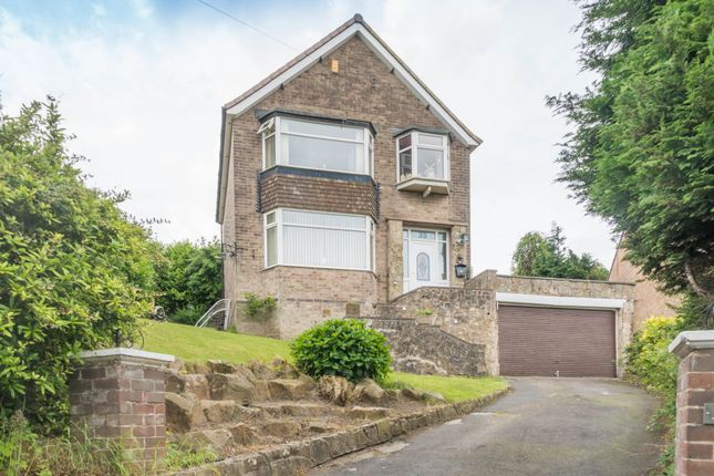 Thumbnail Detached house for sale in Prospect Road, Bradway, Sheffield