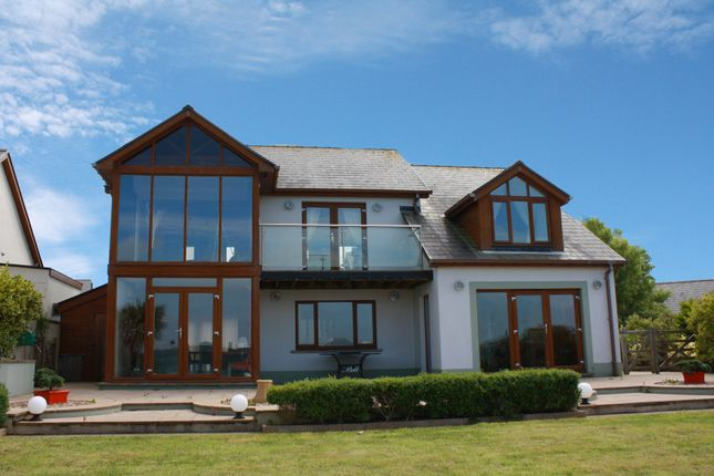 Thumbnail Detached house for sale in Ocean Way, Pennar, Pembroke Dock
