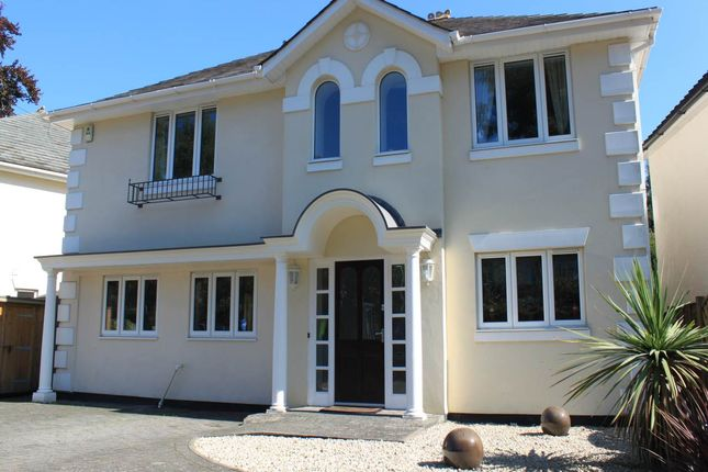 4 bed detached house to rent in Compton Avenue, Lilliput, Poole BH14