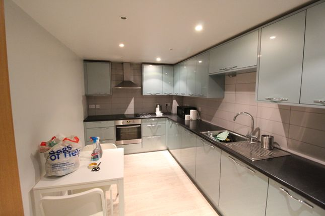 Thumbnail Flat to rent in Royal Plaza, 2 Westfield Terrace, Sheffield