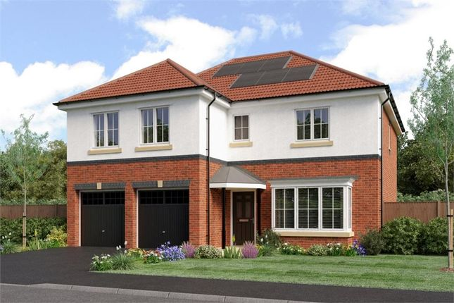 "Thumbnail Detached house for sale in ""Jura"" at Southport Road, Chorley"