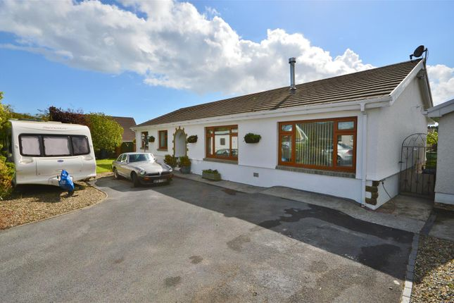 Thumbnail Detached bungalow for sale in Morfa Maen, Kidwelly