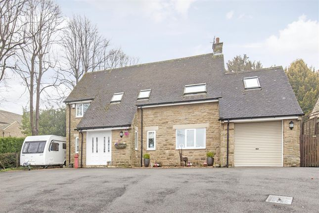 Thumbnail Detached house for sale in Hackney Lane, Barlow, Dronfield