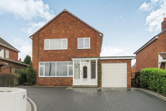 Thumbnail Detached house for sale in Simmonds Way, Brownhills, Walsall