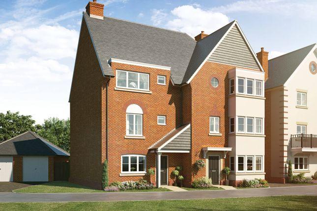 Thumbnail Semi-detached house for sale in Queens Avenue, Aldershot