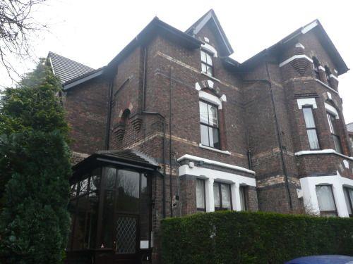 Thumbnail Flat to rent in Alexandra Drive, Aigburth, Liverpool