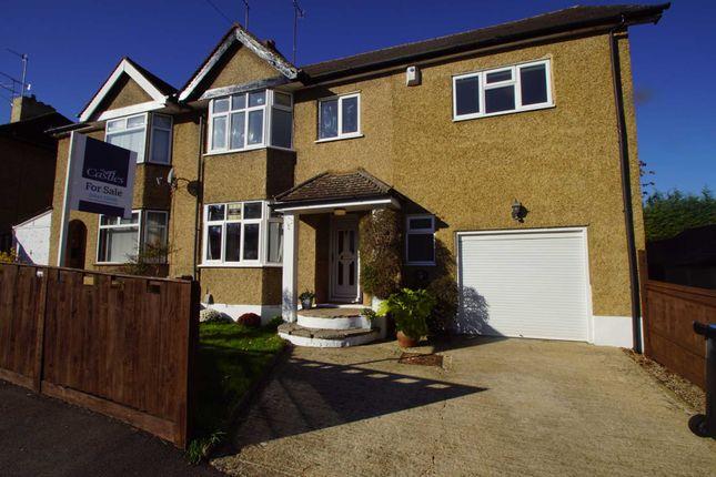 Thumbnail Semi-detached house for sale in Stratford Way, Hemel Hempstead
