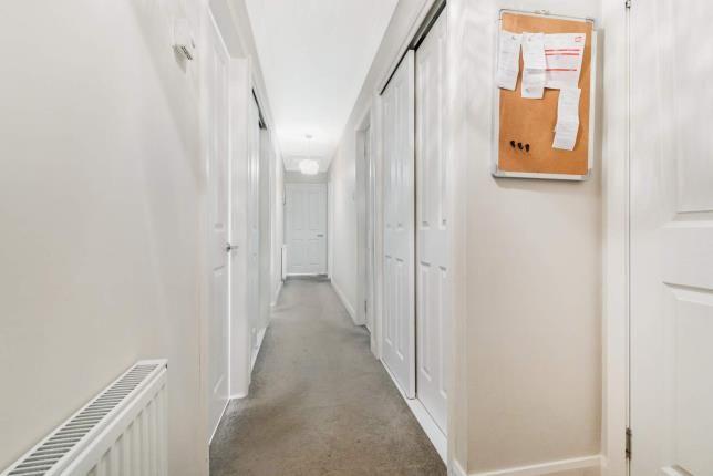 Hallway of Keystone Road, Milngavie, Glasgow, East Dunbartonshire G62