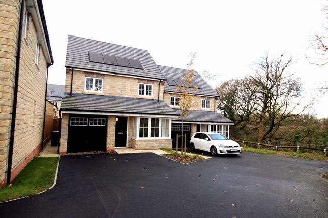 Thumbnail Detached house for sale in Oak Leaf Drive, Bamber Bridge, Preston