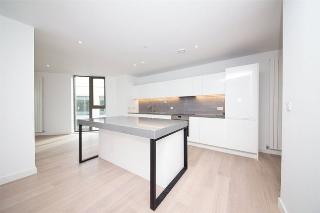 3 bed flat for sale in Commodore House, Royal Wharf, London
