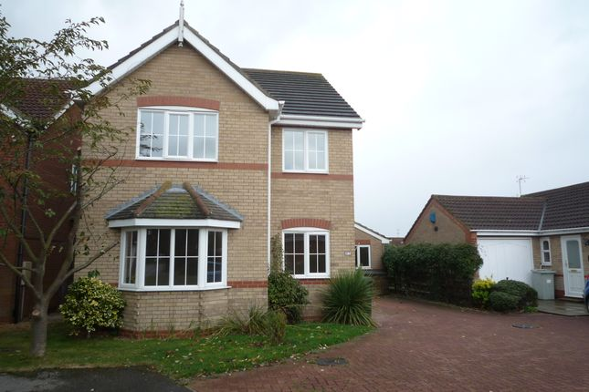 Thumbnail Detached house to rent in Worcester Close, Louth