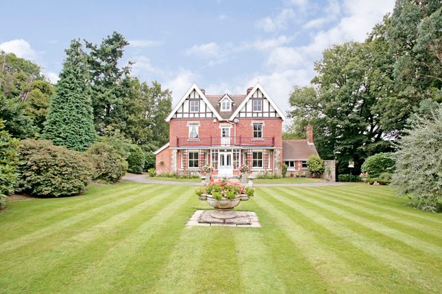 Thumbnail Detached house for sale in High Broom Road, Crowborough