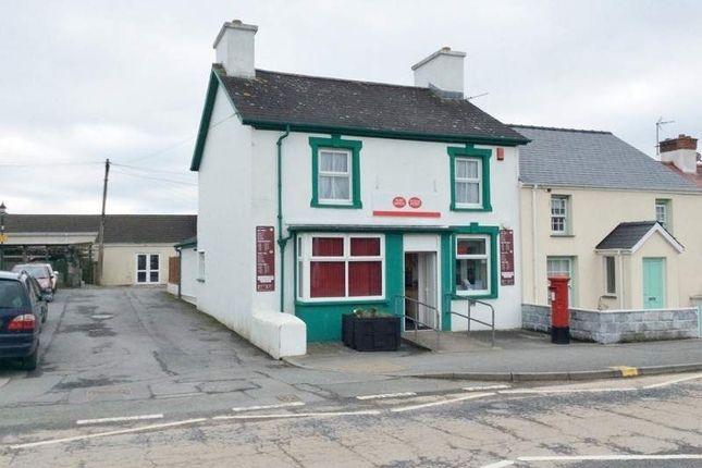 Thumbnail Retail premises for sale in Penparcau, Aberystwyth