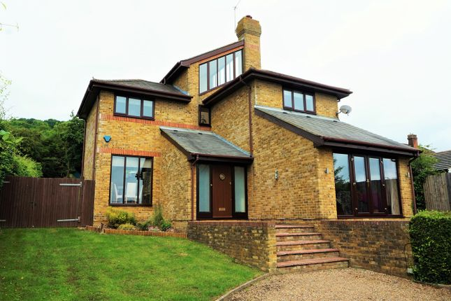Thumbnail Detached house for sale in Rochester Road, Rochester