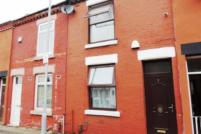 Thumbnail Terraced house to rent in Madison Street, Abbey Hey, Manchester