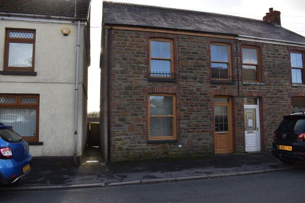 Thumbnail Property to rent in Cefneithin, Llanelli