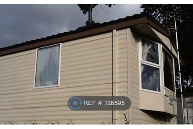 Thumbnail Mobile/park home to rent in York Road, Knaresborough